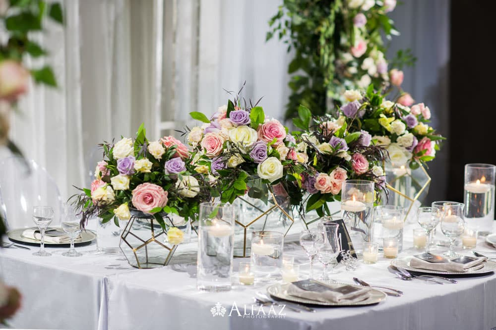 Bright and Airy Floral Decor